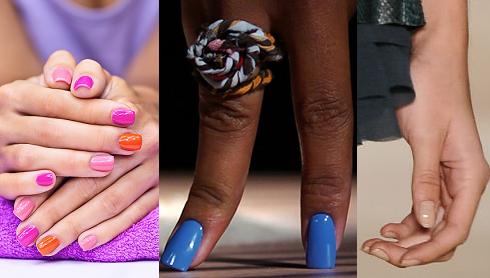 tendências de cores de esmaltes para unhas em 2013